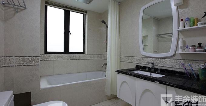 卫浴间必须花钱的八个地方