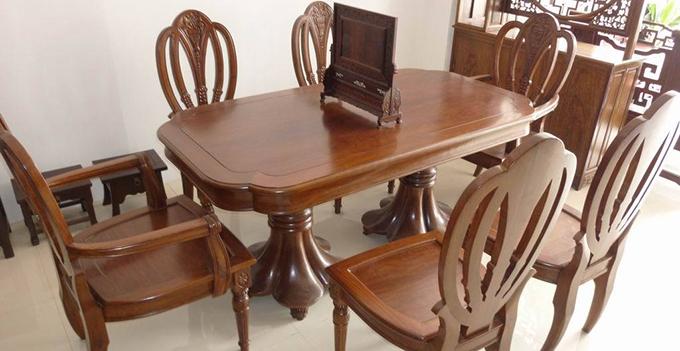 花梨木家具的历史和保养方法
