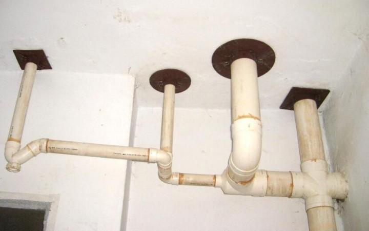 排水管封堵的方法